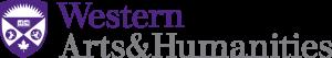 Western Arts & Humanities logo
