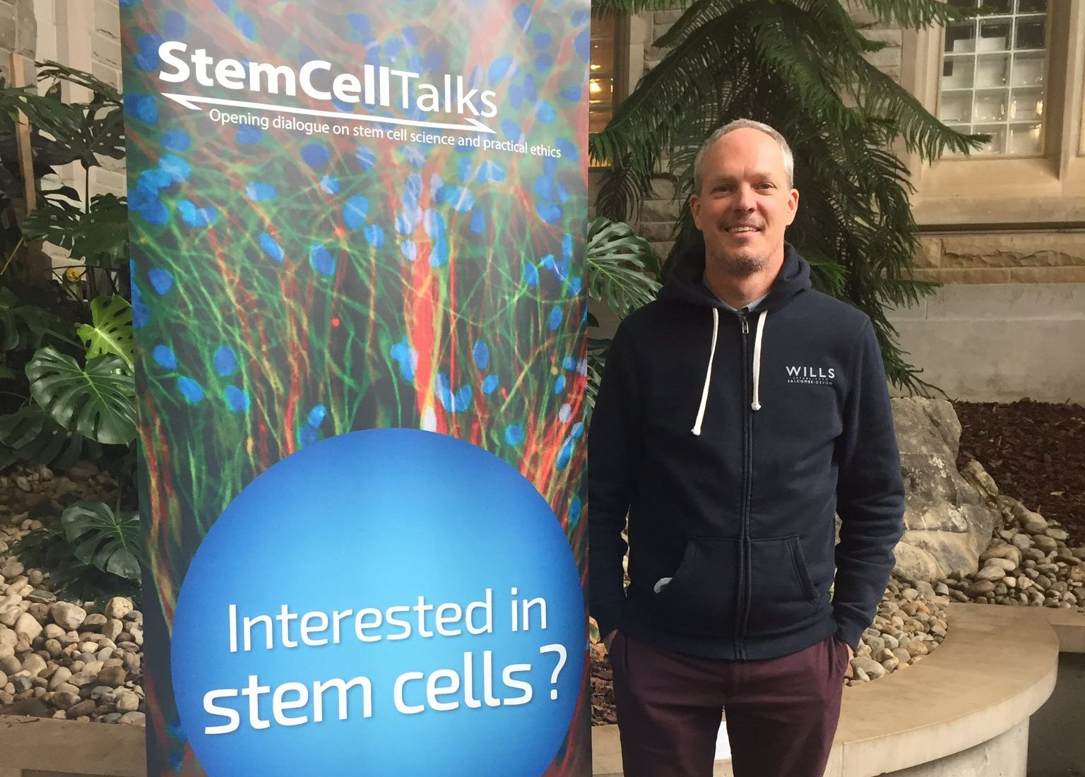 Anthony Skelton - StemCellTalks