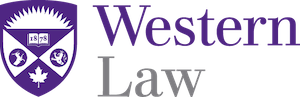 Logo for Faculty of Law at Western University