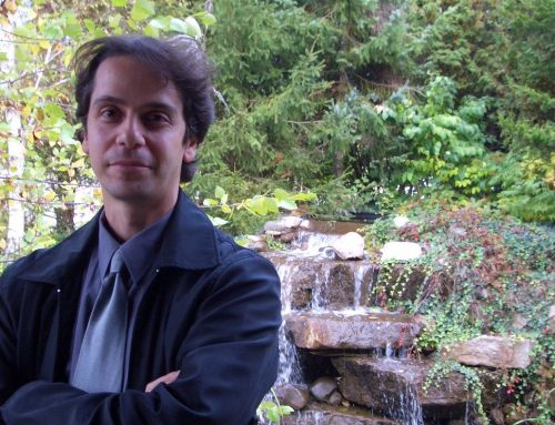 Where physics meets computation: Interview with Michael Cuffaro