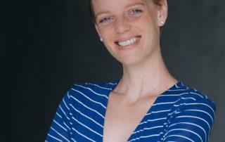 Jess Du Toit Vanier Scholarship recipient