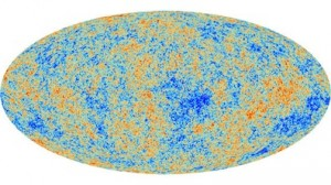 The Cosmic Microwave Background as seen by Planck 2013. Credits: ESA, Planck Collaboration