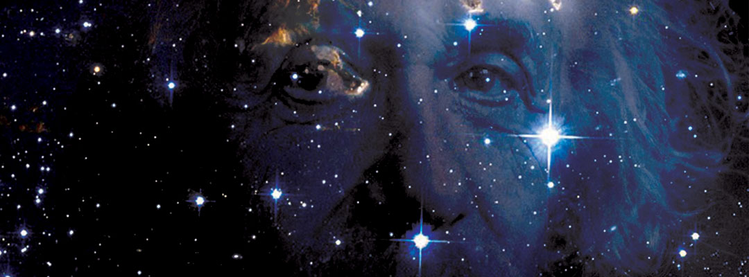 Gravity, Geometry, and Philosophy: 100 Years in Einstein's Universe - March 2 at 7pm