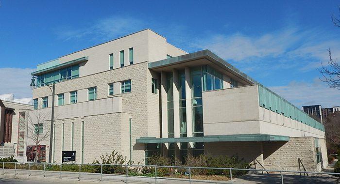 North Campus Building