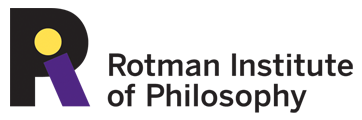 The Rotman Institute of Philosophy Sticky Logo