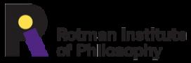 The Rotman Institute of Philosophy Logo
