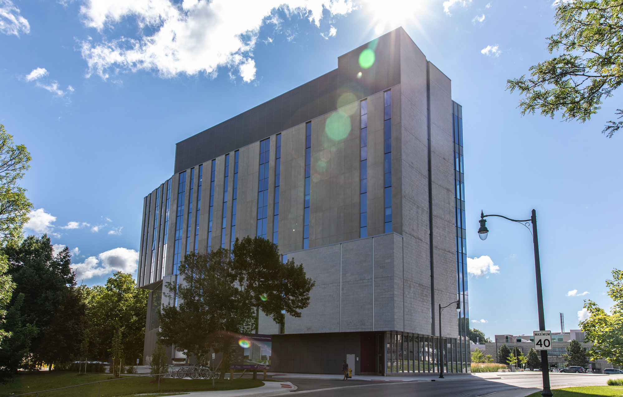 WIRB building